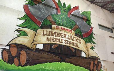 St. Maries Junior School Gym